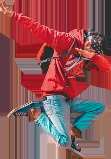 hip-hop ados