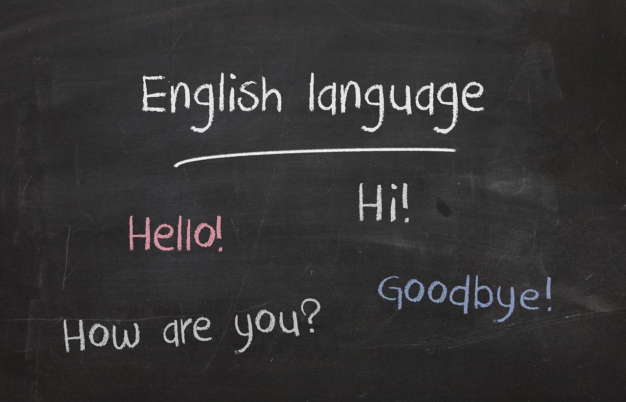 L'anglais, ça continue !